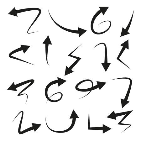 arrows Illusztráció