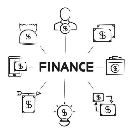 finance diagram