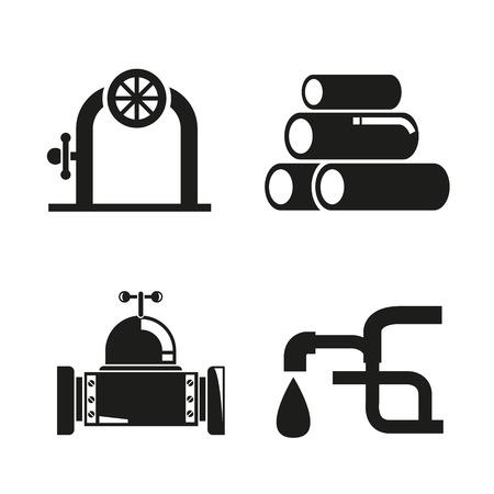 pipeline icons