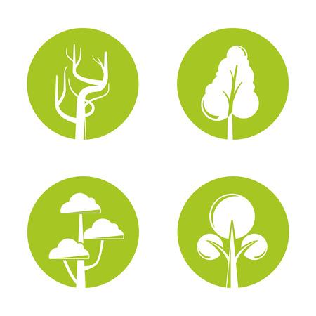 bonsai tree icons