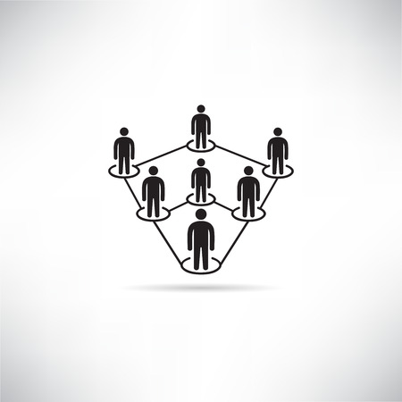 people connection, people network