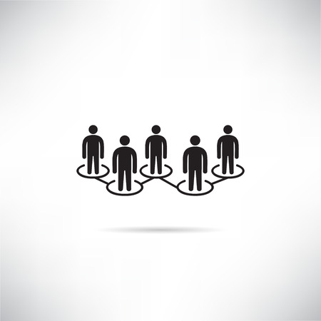 people network, people connection