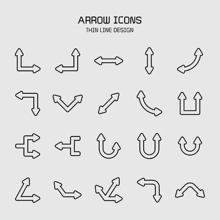 arrows Stock Vector - 119992383