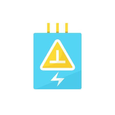 high voltage transformer, equipment Banque d'images - 119995320