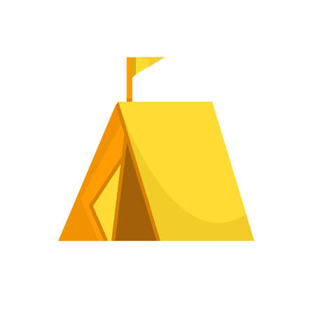tent or camping icon