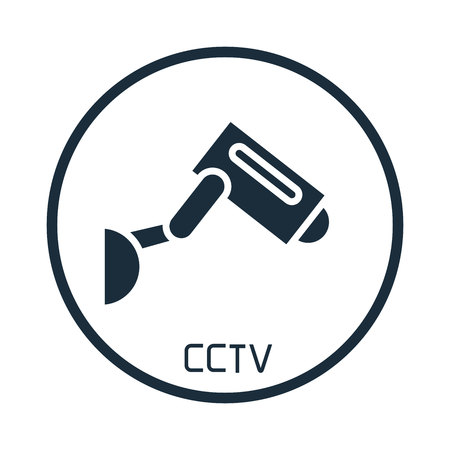 CCTV, security camera signage