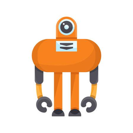 cute robot icon