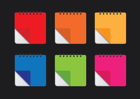 notebook: Notebook Illustration