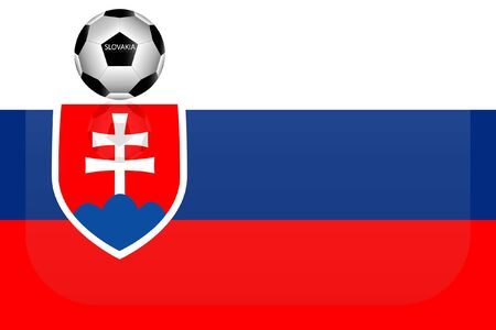 slovakia: Slovakia flag