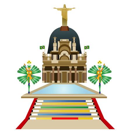 remarkable: Brazil remarkable Illustration