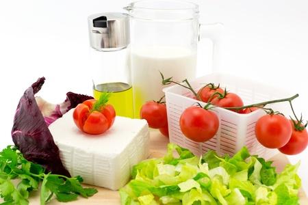Ricotta Tomato Salad photo