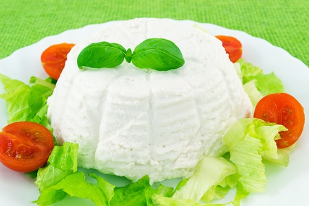 Ricotta Stock Photo - 13411913