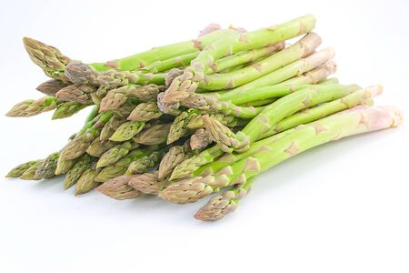 bundle of asparagus