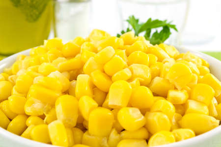 sweet corn Reklamní fotografie