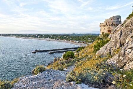 Paola toren - Sabaudia