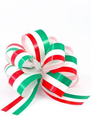 Italië, tricolor Stockfoto