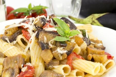 sicilian: Sicilian pasta