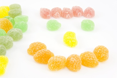 fruit candy Stock Photo - 14419266