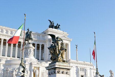 Rome, the altar of the homeland
