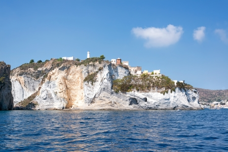 pontine: Cala della Madonna, Ponza