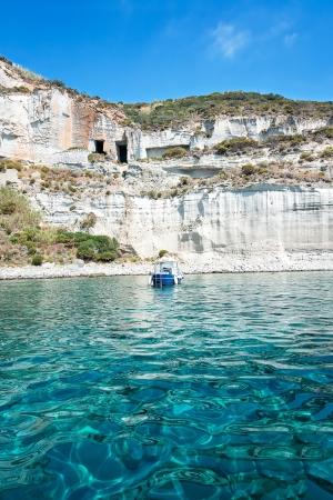 pontine: Bagno Vecchio, Ponza