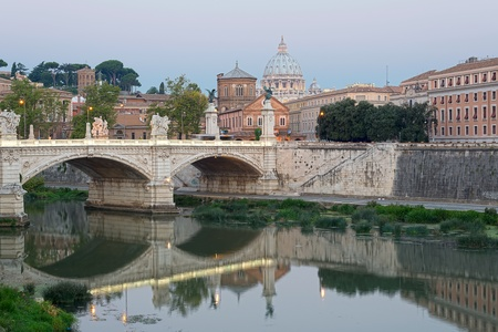 Tevere, Rome Stock Photo - 15175978