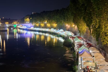 Tevere, Rome Stock Photo - 15306517