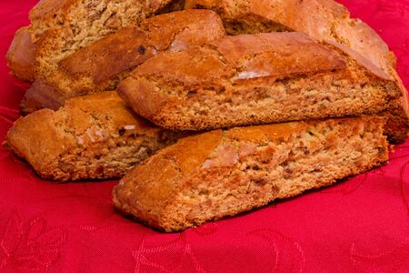 caked: cantucci