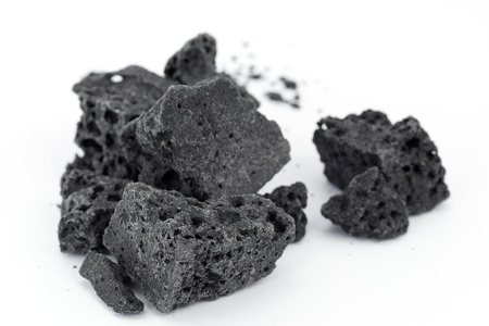 coal of the Epiphany, charbon Stock Photo
