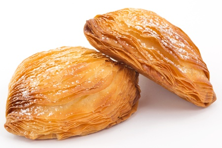sfogliatella Neapolitan Stock Photo