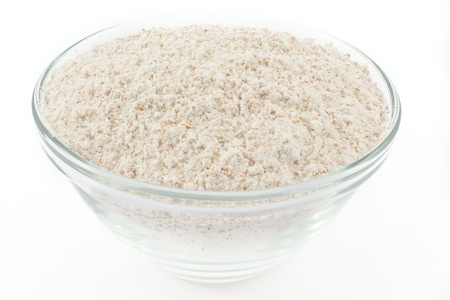 wholemeal flour photo