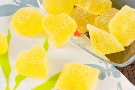 Jelly candies citrus  photo
