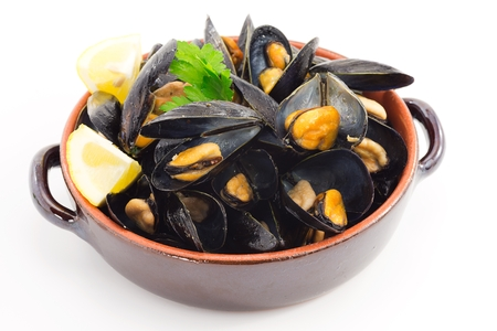 mussels Imagens