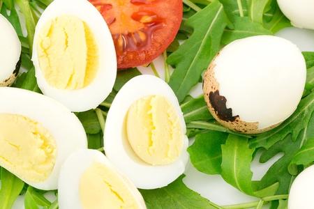 huevos de codorniz: huevos de codorniz  Foto de archivo