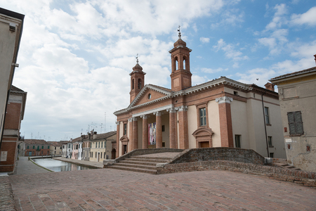 comacchio: Museum of human cultures in Comacchio