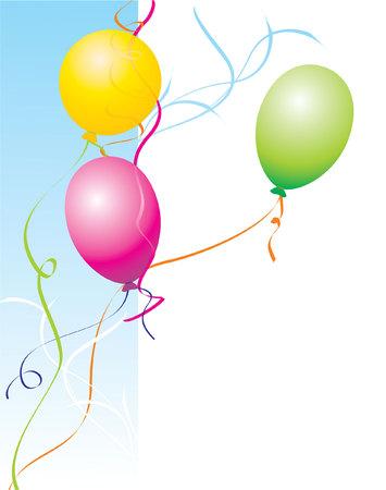 globos fiesta: Parte globos
