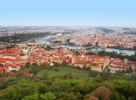 Prague landscape photo