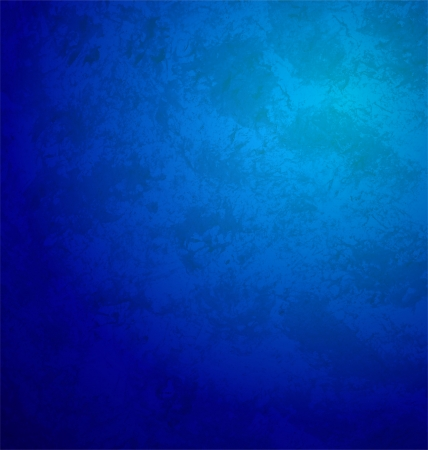 textured backgrounds: blue grunge background vintage illustration Stock Photo