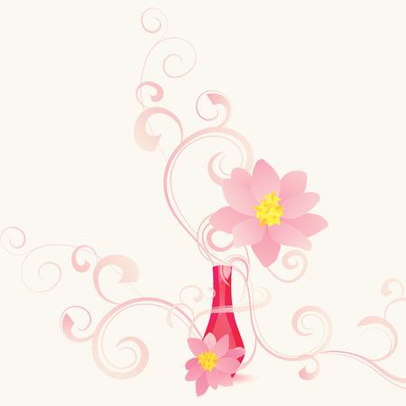 fragrance pink flower