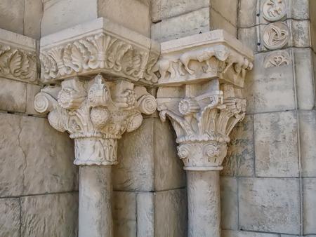 columns: Old columns