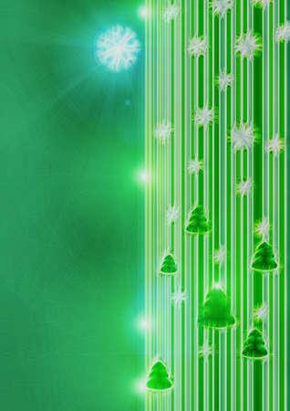 xmas background: green christmas xmas tree background