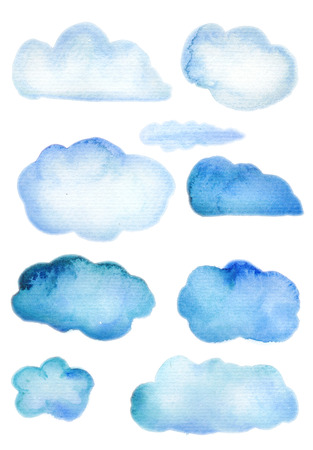 cloudiness: clouds, watercolor, watercolour, sky, drops, rain, paintings, border, logo, cartoon, closeup, isolated, speech, print, cloudiness, white, raindrops, spatter, sign, symbol, stain, aquarelle, graphic, splatter, drip, drawing, paint, label, abstract, ink, il