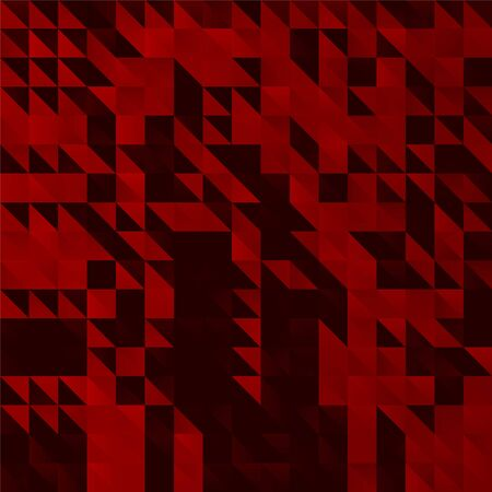 red and black triangles pattern textured temlplate