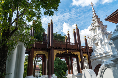 represents: Dhara dhevi hotel, Chiang Mai, Thailand represents local culture and tradition of northern of Thailand.