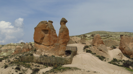 Camel Rock Formation at Devrent, Imaginary Valley, Cappadocia