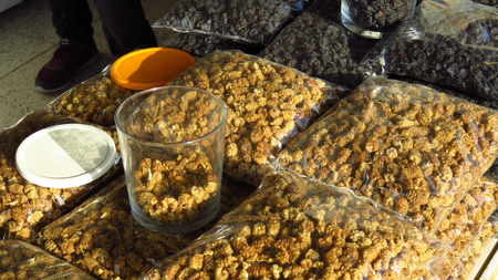 Dried Mulberries For Sales in Shop