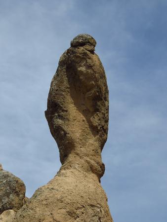 Emperor Penguin Rock Formation at Devrent, Imaginary Valley, Cappadocia