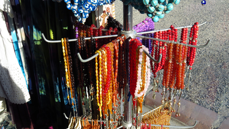 Islamic Prayer Beads in Shop