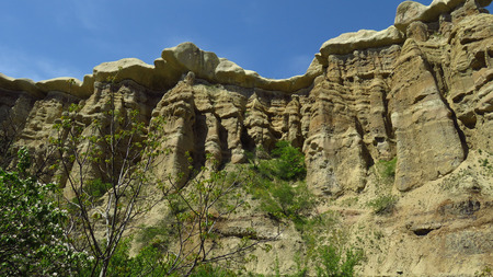 Magical Volcanic Plateau in Cappadocia