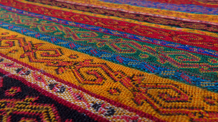 Persian Tapestry at Bazaar